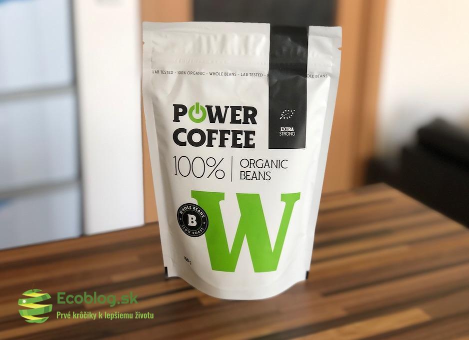 ecoblog powerlogy coffee organic beans extra strong