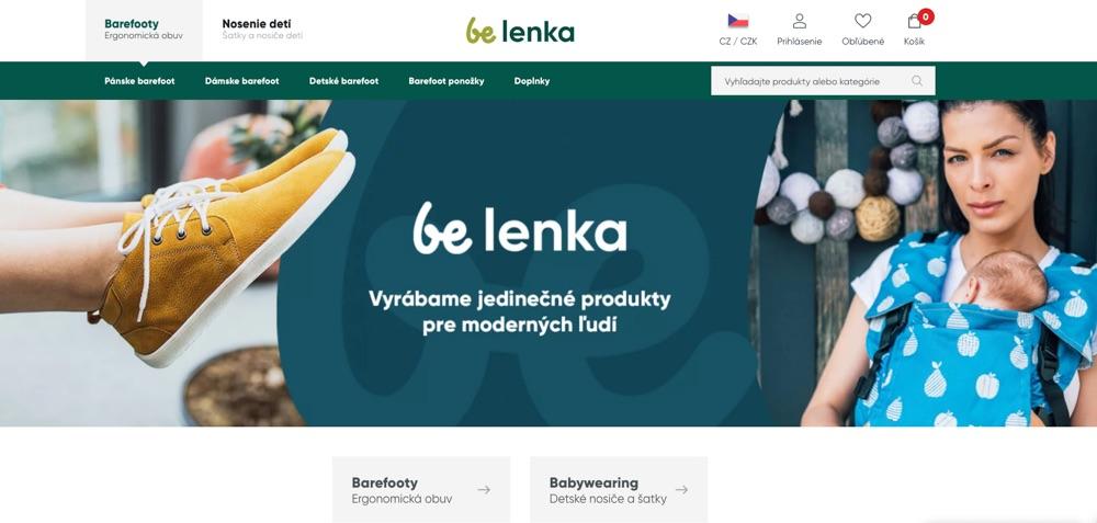 ecoblog sk be lenka homepage