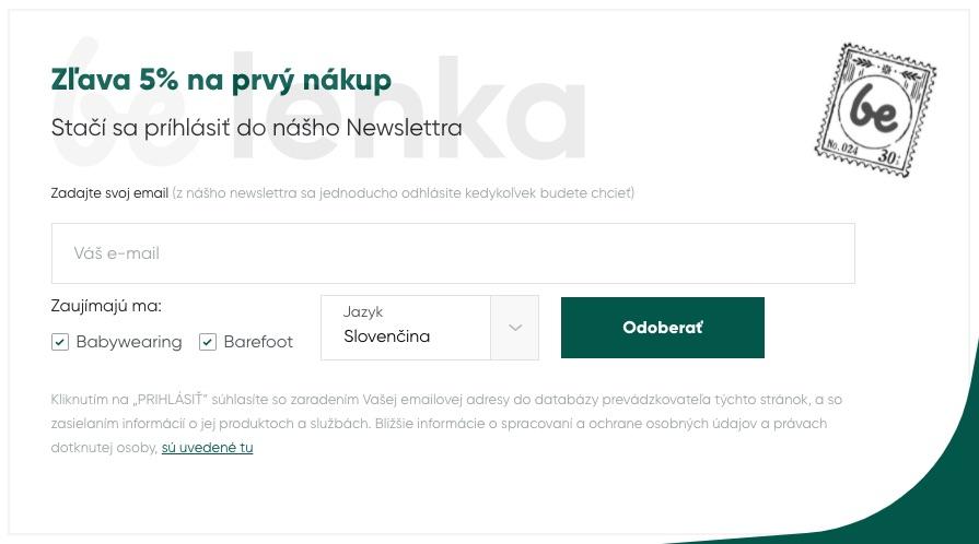 ecoblog sk be lenka zlava