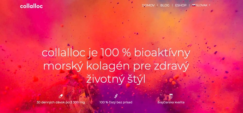 ecoblog sk collalloc recenzia homepage
