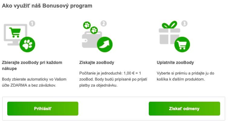 ecoblog sk zoohit bonus
