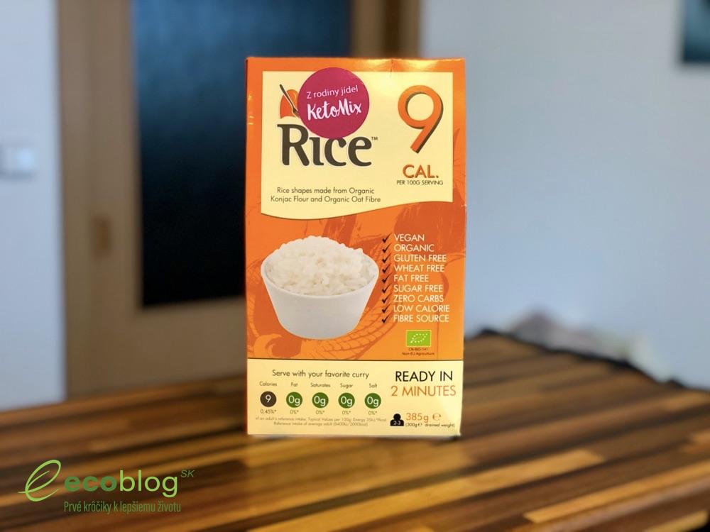 slim pasta ryža