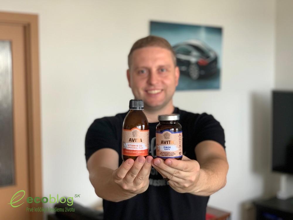 vitamin d3 a zinek